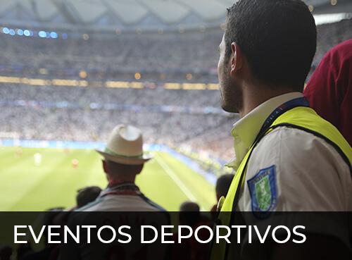 Seguridad Eventos Deportivos