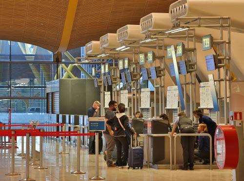 Aeropuerto y aviación civil Ariete Seguridad
