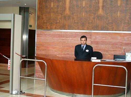 Oficinas y entidades financieras Ariete Seguridad